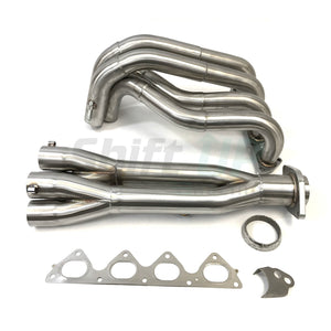 Private Label Mfg. B Series Tri-Y Big Tube Header B18 B20 - Shift Up Racing