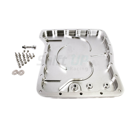 PRECISON WORKS GTR DCT Billet Oil Pan (DCT = Dual Clutch Transmission) - Shift Up Racing