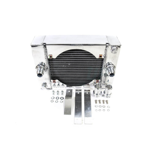 Private Label MFG Power Driven Radiator SMALL - Shift Up Racing