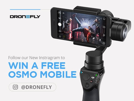 Enter Today to Win a FREE DJI Osmo Mobile!