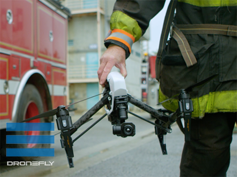 Industry Focus: Drones for Fire Departments