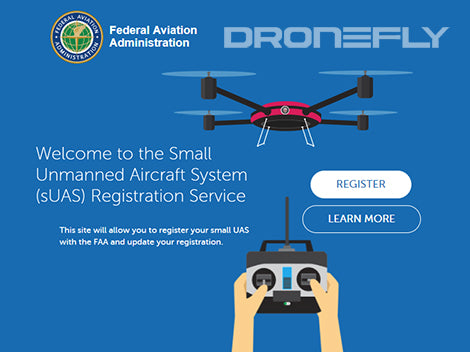 Mandatory FAA Drone Registration Returns