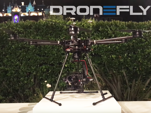 DJI's New Heavy-Lift Hexacopter for the Ronin 2?!