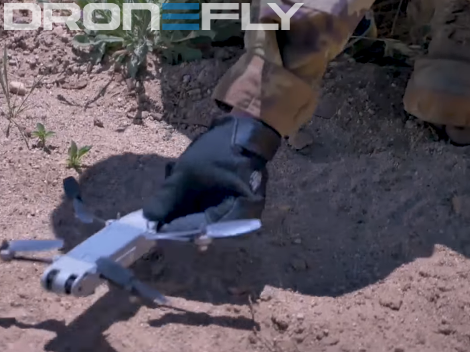 AeroVironment's New Military Mini Drone Solution