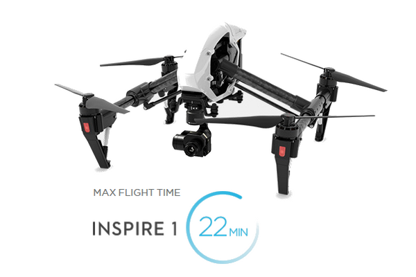 Packages Available: Inspire 1