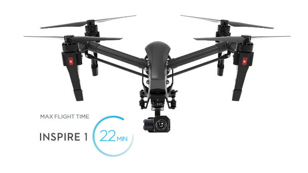 Packages Available: Inspire 1 Pro Black