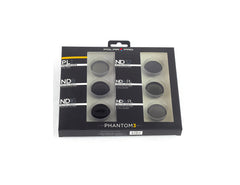 Filter 6-Pack for Phantom 3/Phantom 4