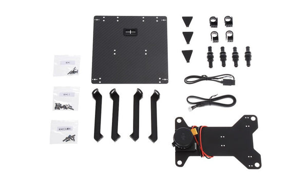 Matrice 600 - Gimbal Mounting Bracket for Zenmuse X3 & X5 (Part No.1)