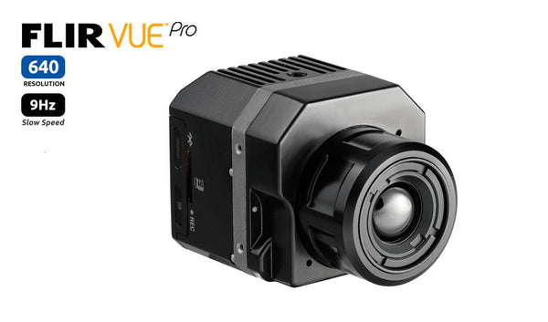 Vue Pro 640 Slow Frame Rate 9Hz Thermal Camera