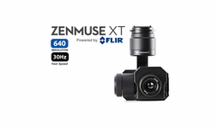 Zenmuse XT 640 Tau2 Fast Frame Rate 30Hz Thermal Camera [Radiometric Available]