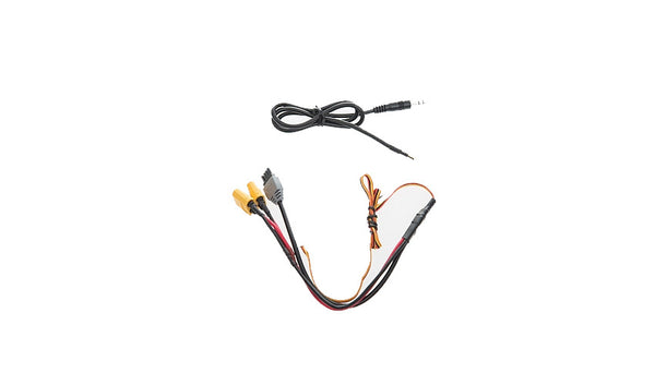 Lightbridge Accessory pack (AV cable and CAN-Bus power cables)