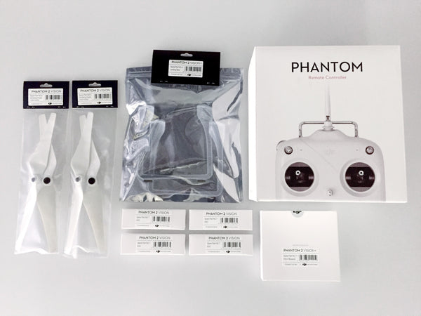 Phantom 2 Vision Plus Crash Pack II