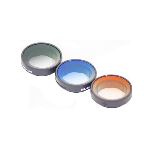 Gradient Filter 3-pack for GoPro
