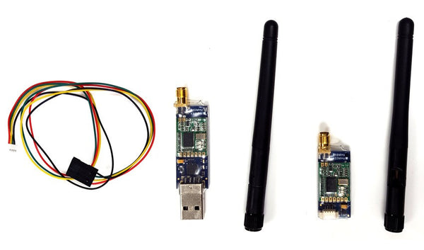 915Mhz Radio Telemetry Air + Ground Module Kit [Open Box]