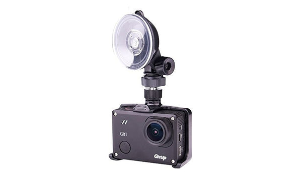 Suction Cup Mount Kit for GitUp Git1/Git2 Action Camera