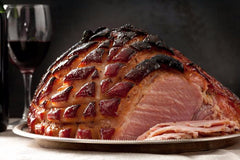Sweet Tea-Brined Country Ham - Holiday Ham rooted in Southern Tradition
