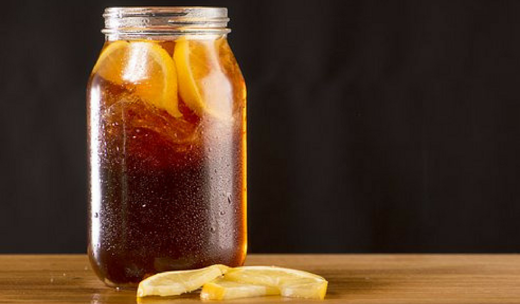 June National Iced Tea Month - Silver Tips Tea