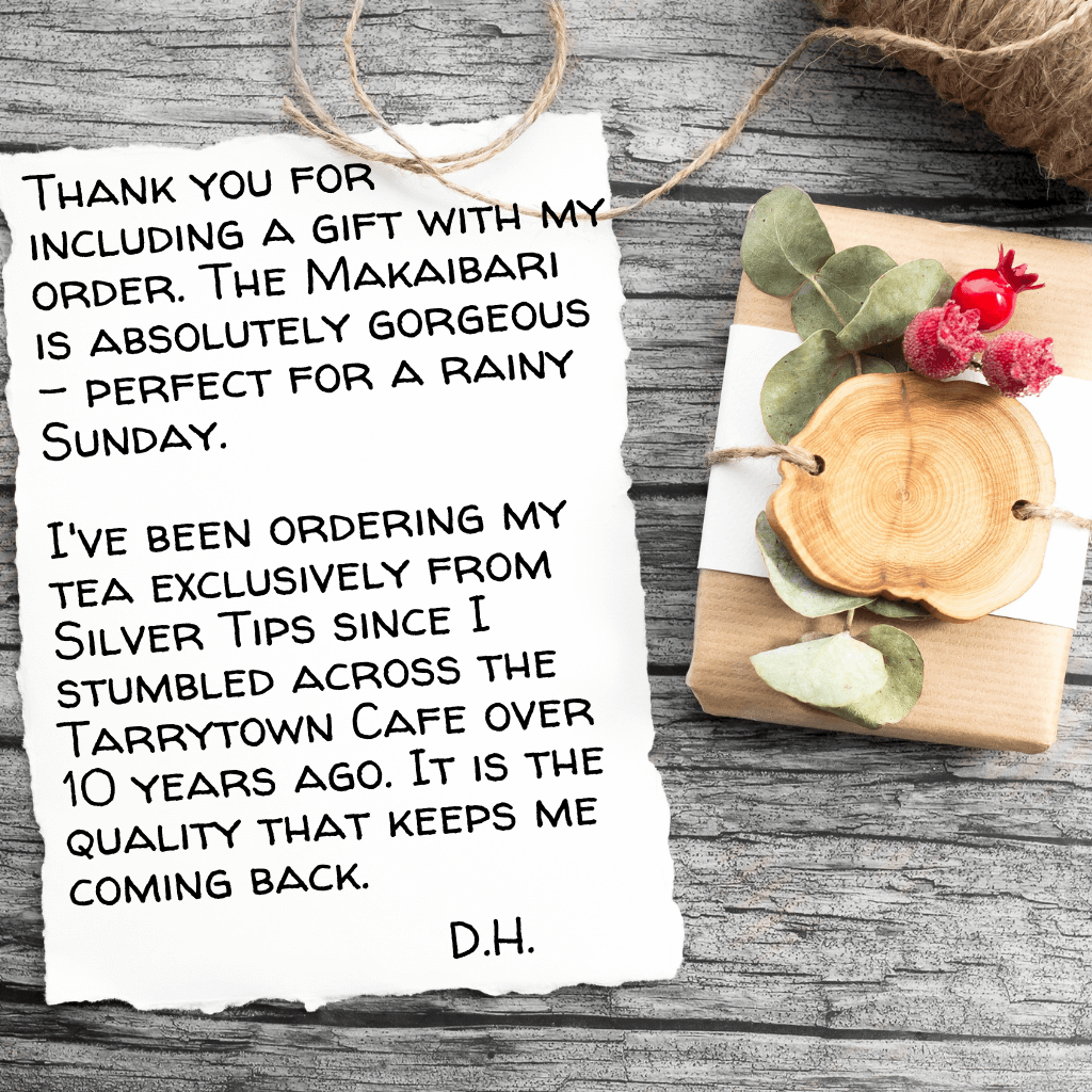 A Note From a Long Time Customer!
