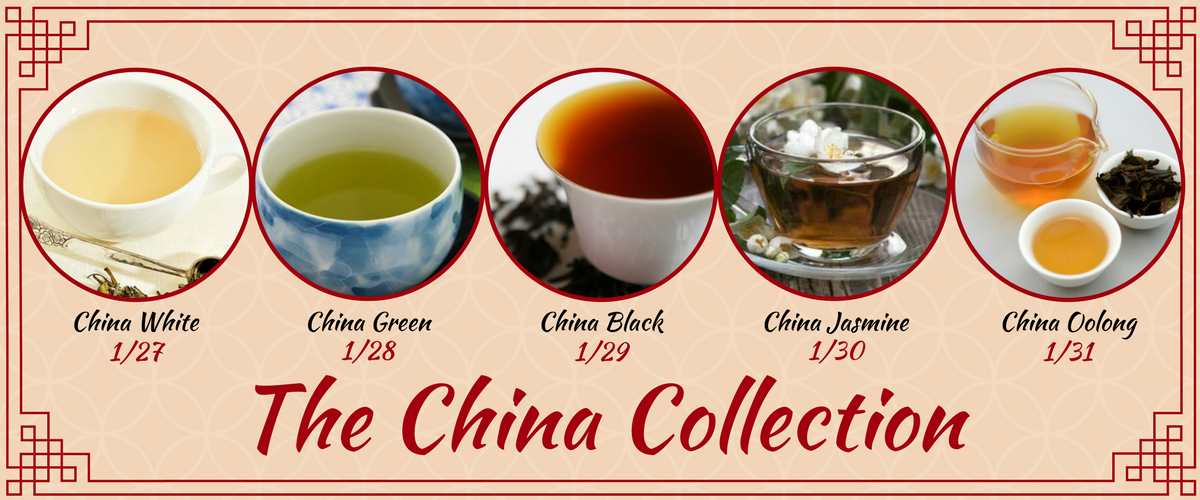 Chinese New Year - The China Collection
