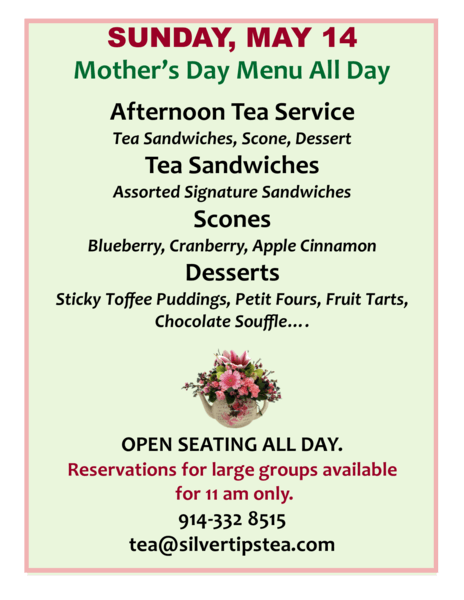 Mother's Day at Silver Tips