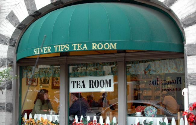 Closing the Tea Room   but not the website    | Silver Tips