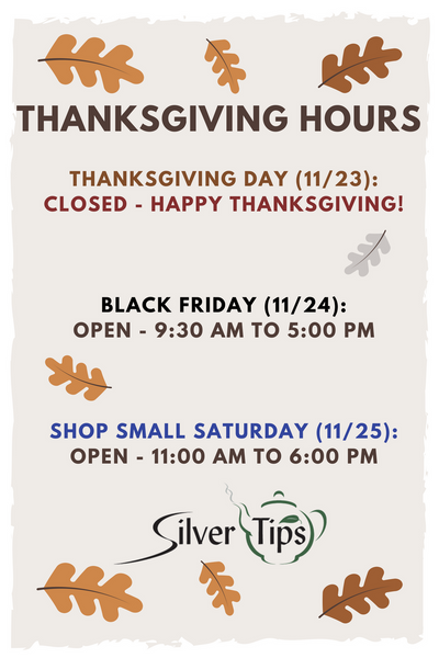Thanksgiving Hours 2017