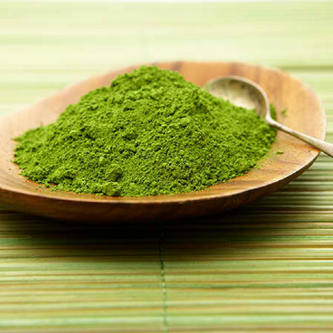 Bowl of Matcha Green Tea Powder - Silver Tips Tea