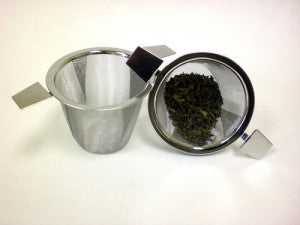 Easy to use, ideal for green or oolong tea which are best enjoyed slightly cooled
