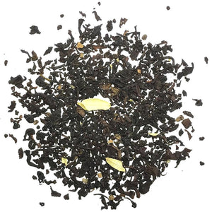 ORGANIC BLACK TEA, CARDAMOM AND VANILLA