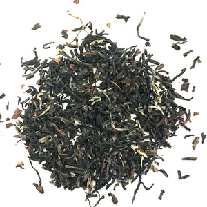 Temi Estate, Sikkim - A Himalayan black tea with a high concentration of young leaf buds - Silver Tips Tea's Loose Leaf Tea