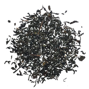 Keemun Superior - black tea with a hint of natural smokiness - Silver Tips Tea's Loose Leaf Tea