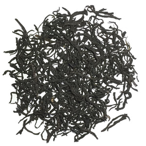 Keemun Mao Feng - Curly, wiry leaves with an outstanding aroma and a rich and superb taste, makes this one of the best Keemuns anywhere - Silver Tips Tea's Loose Leaf Tea