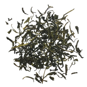 Mao Feng Green, Organic - Silver Tips Tea's Organic Loose Leaf Tea