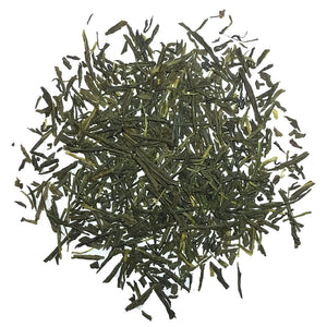 Sencha - A delicate pale green tea that is vegetal and a little astringent - Silver Tips Tea's Loose Leaf Tea