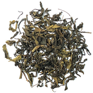 DARJEELING ORGANIC GREEN, LONG LEAF STYLE