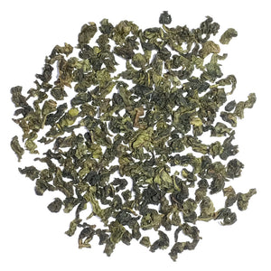 Ti Kwan Yin - Oolong - a very pleasant mellow taste with a faint note of natural smokiness with a good finish without astringency - Silver Tips Tea's Loose Leaf Tea