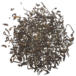 Organic Pu-erh - Silver Tips Tea's Organic Loose Leaf Tea