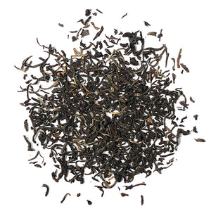 Silk Road - the best of Assam and China breakfast teas - tippy, malty, earthy, rich - Silver Tips Tea's Loose Leaf Tea