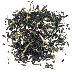 Genghis Khan - House Blend, Smokey with a hint of Jasmine - Silver Tips Tea's Loose Leaf Tea