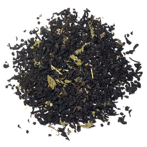 French Quarter - Black tea with lemon verbena, mango & berry flavors with a touch of Earl Grey - Silver Tips Tea's Loose Leaf Tea
