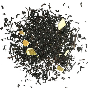 Organic Orange Spice - Organic Black Tea with Orange and Spice Flavoring - Silver Tips Tea's Organic Loose Leaf Teas