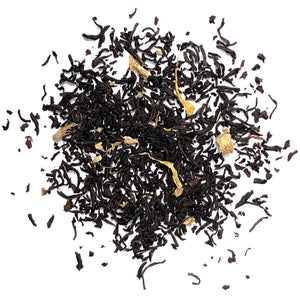 Organic Ginger Peach - Silver Tips Tea's Organic Loose Leaf Tea