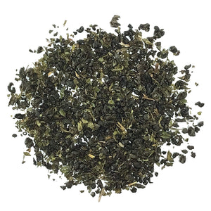 Organic Moroccan Mint - Silver Tips Tea's Organic Loose Leaf Tea