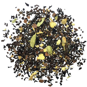 Organic Chai-Indian Black Tea with chai spices - Silver Tips Tea
