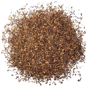 Organic Rooi Vanilla - Organic Rooibos with Natural Vanilla Flavoring - Silver Tips Tea's Organic Loose Leaf Tea