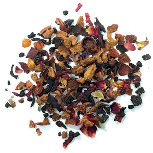 Cherry Jubilee - A Tart/Sweet Fruit Tisane from Silver Tips Tea