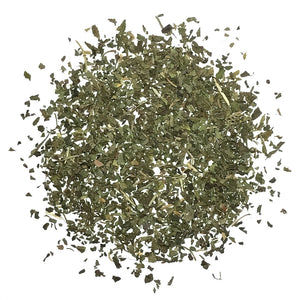 peppermint cut and sift - herb
