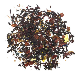 Organic Turmeric Citrus Zest - Herbal Blend with Rooibos and Turmeric - Silver Tips Tea's Organic Loose Leaf Tea
