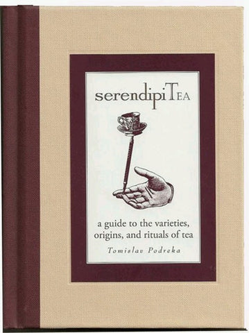 Serendipitea, the Book - Silver Tips Tea's Gifts