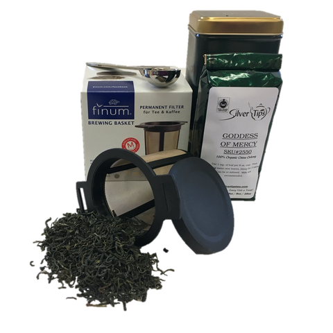 Essential - Tea of the Month Club - Silver Tips Tea's Gifts